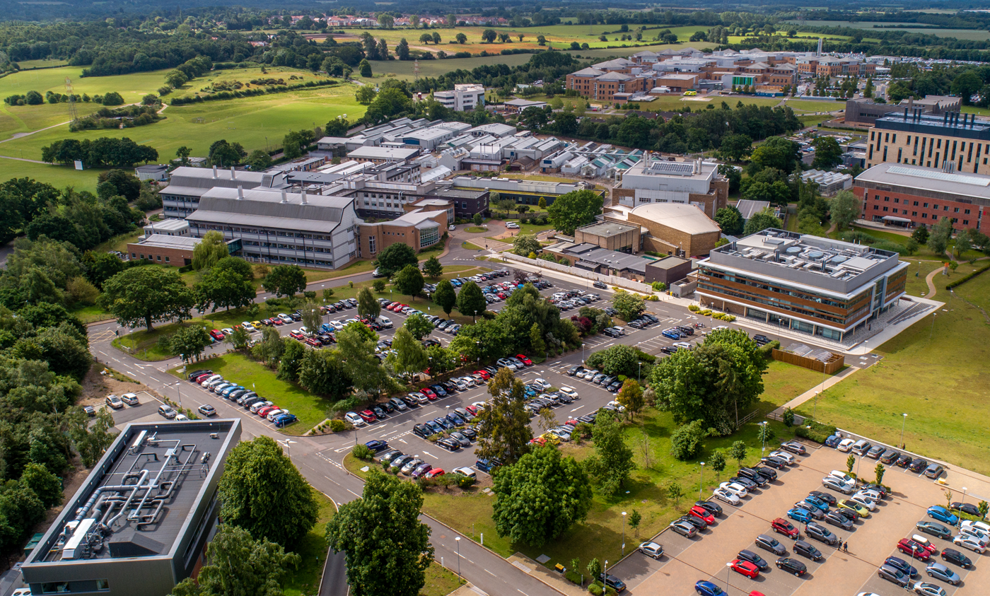 Norwich research park Norfolk and Suffolk Unlimited