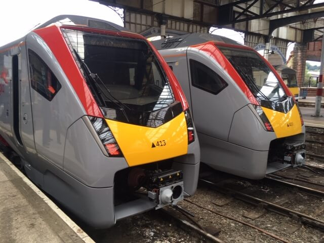 new trains Norfolk and Suffolk Unlimited