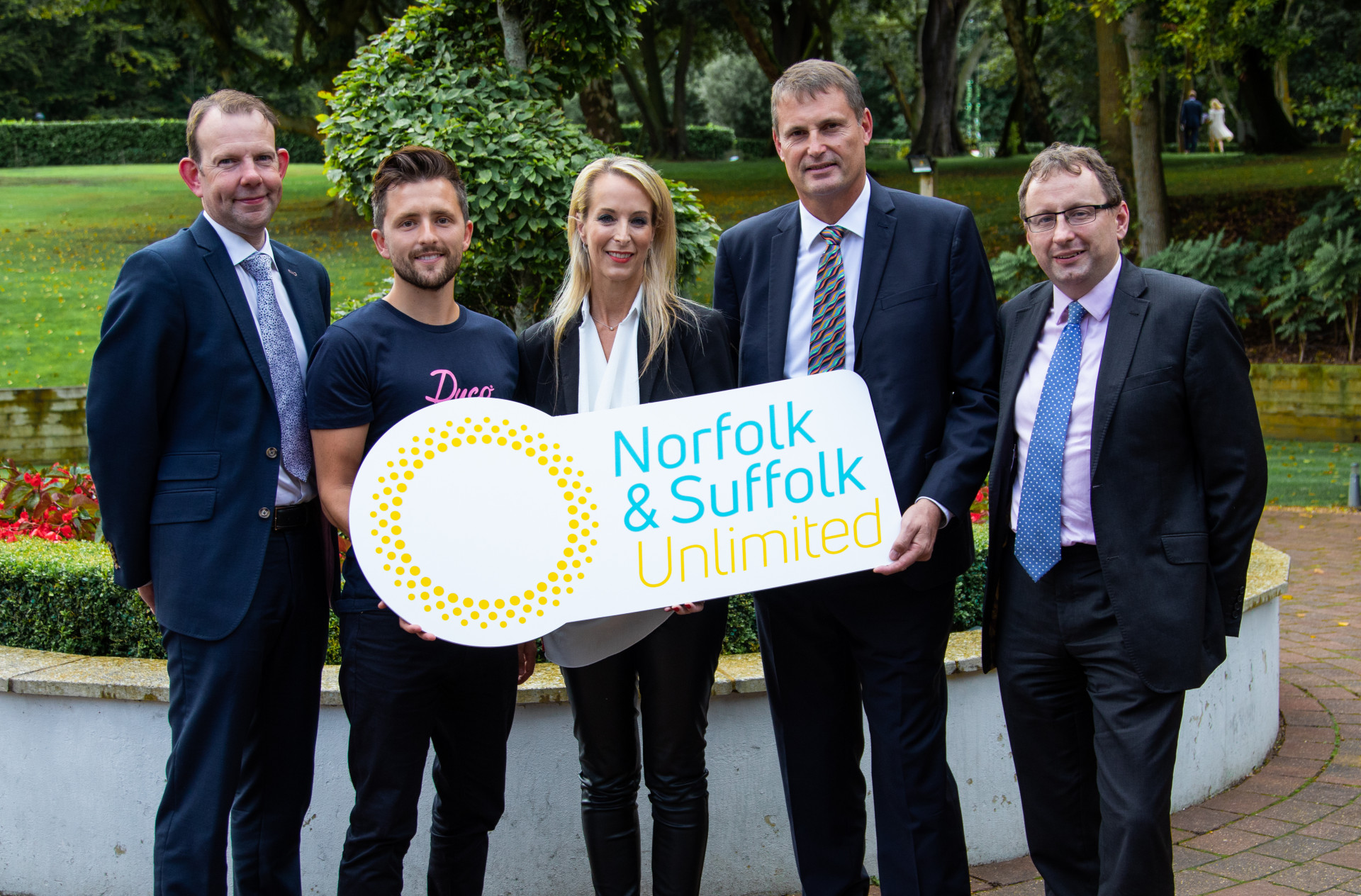 Norfolk and Suffolk Unlimited brand launch